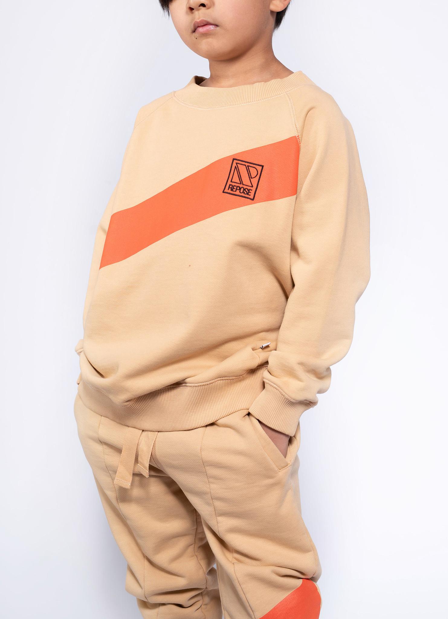 Classic sweater - Warm Sand-3