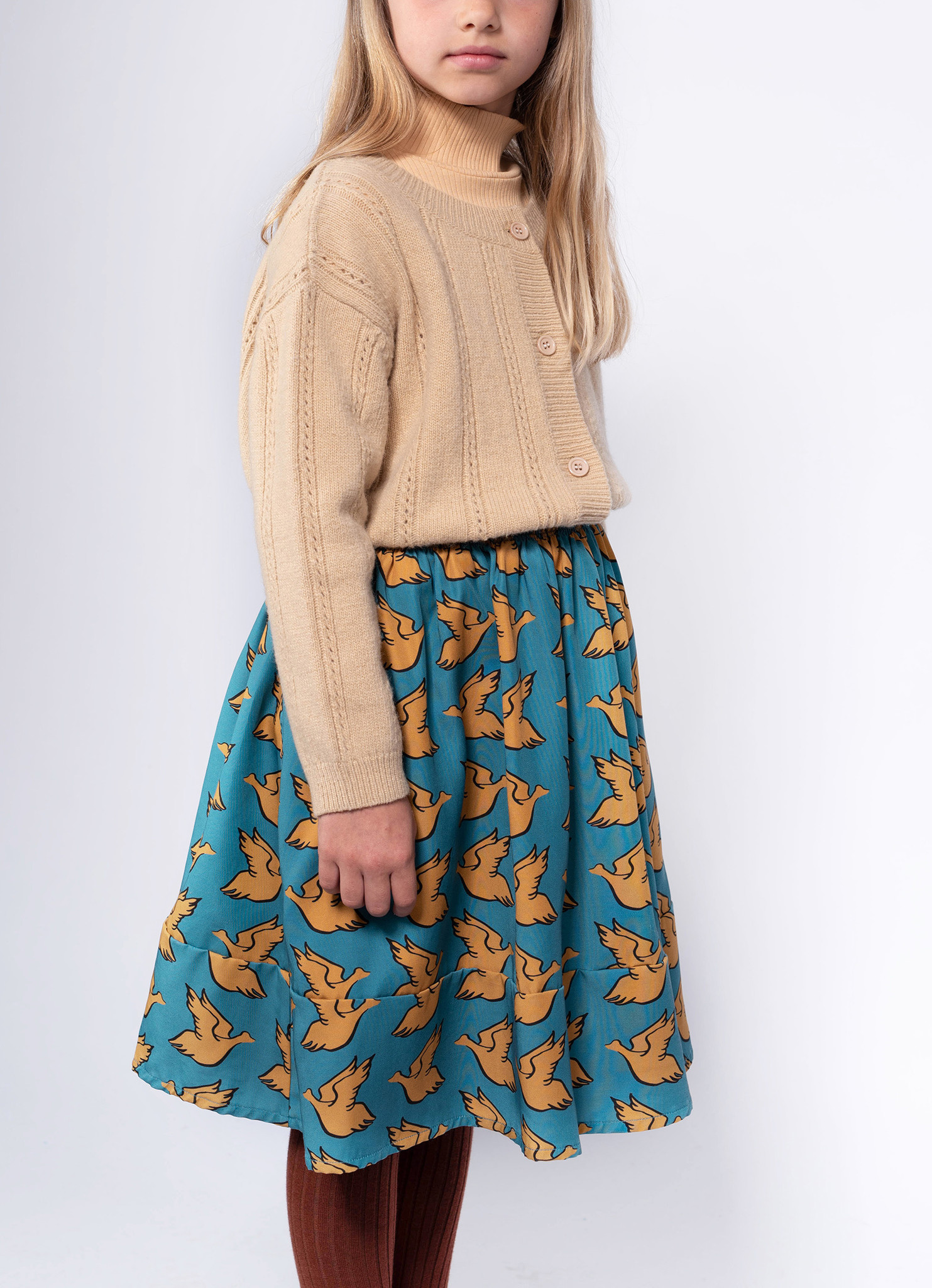 Skirt - The Bird-2