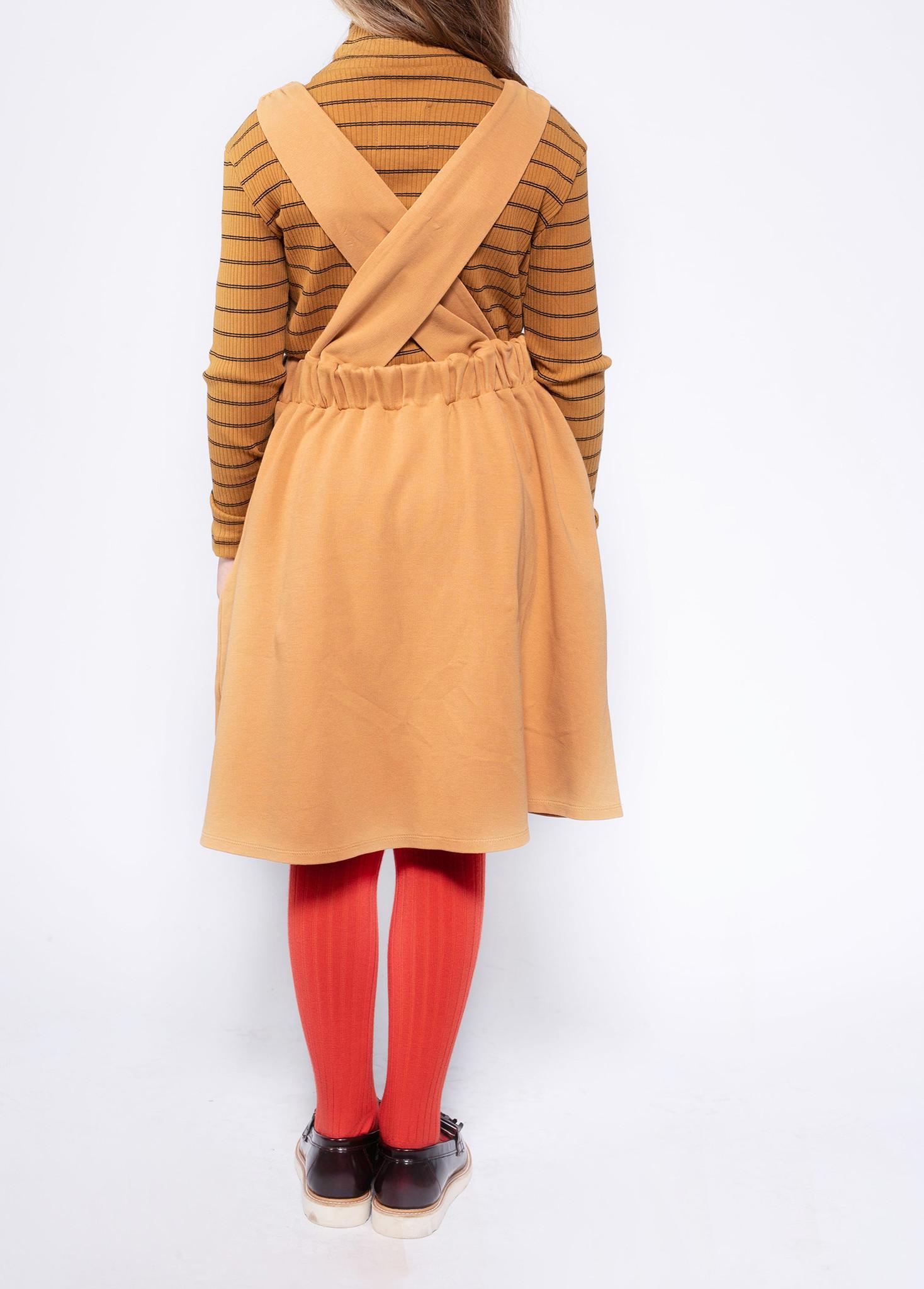 Easy skirt - Warm Powder-3