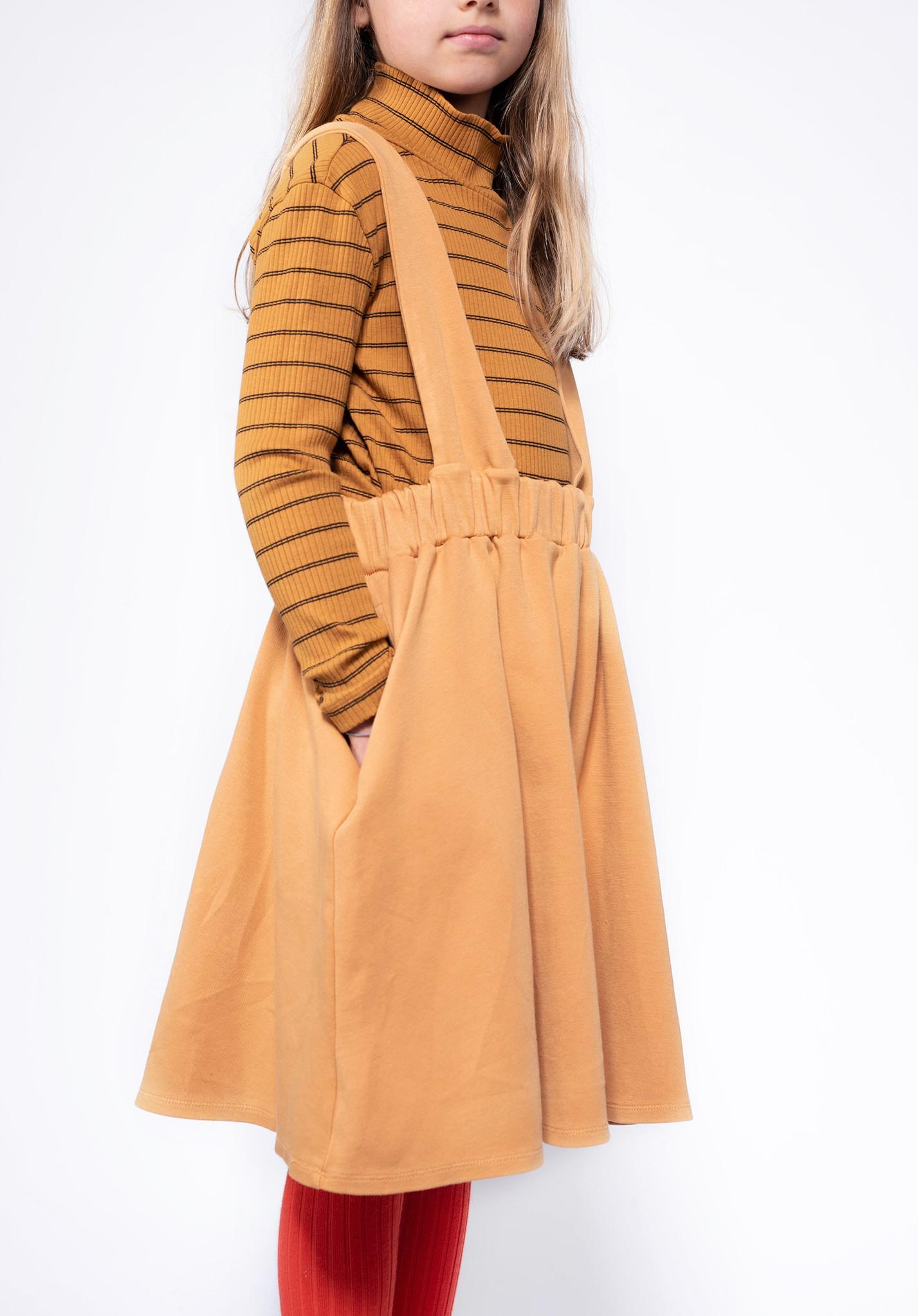 Easy skirt - Warm Powder-2