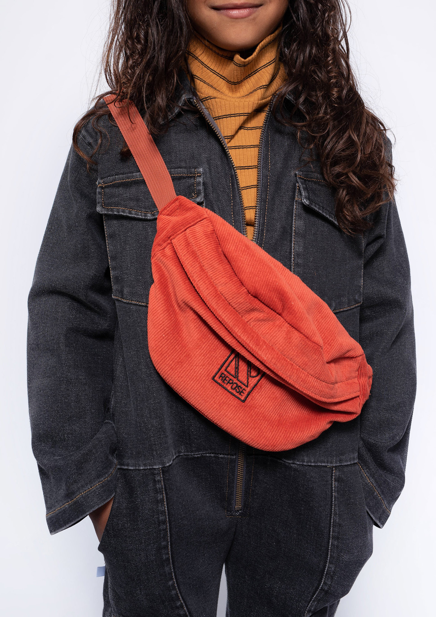 Fanny pack - Dusty Red-2