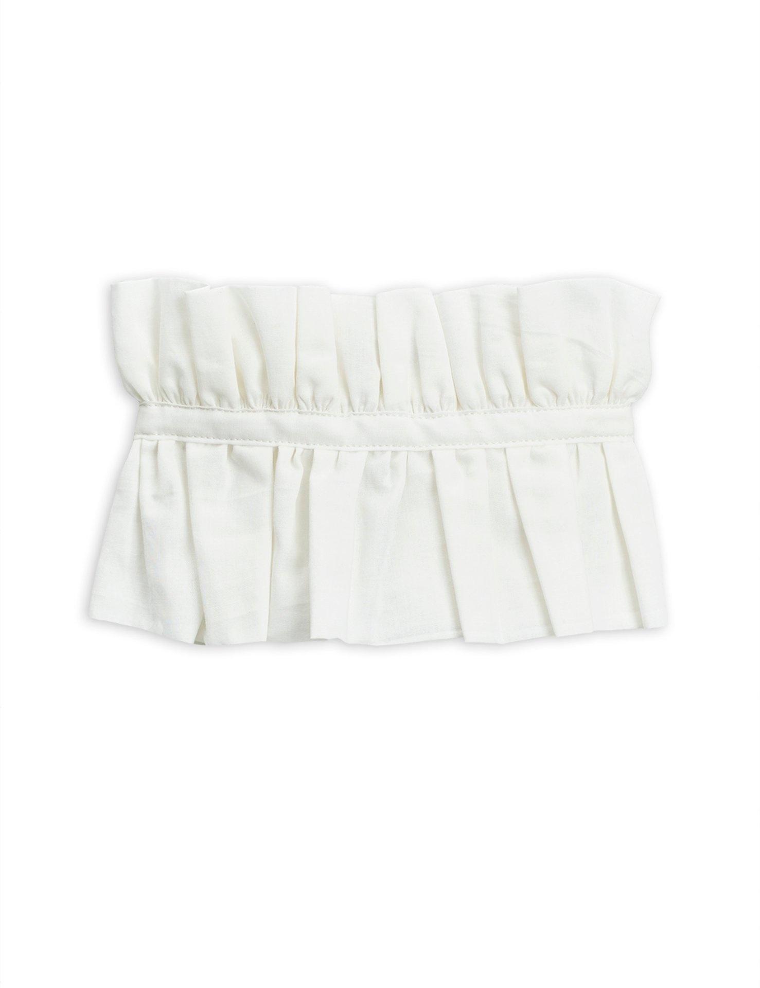 Bow collar - White-2