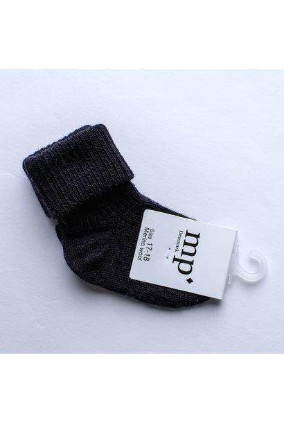 Baby socks - Navy