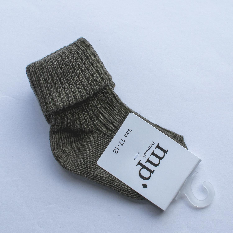 Baby sokken - Forest-1