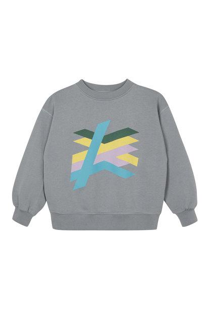 Oversized Sweatshirt - Tradewind