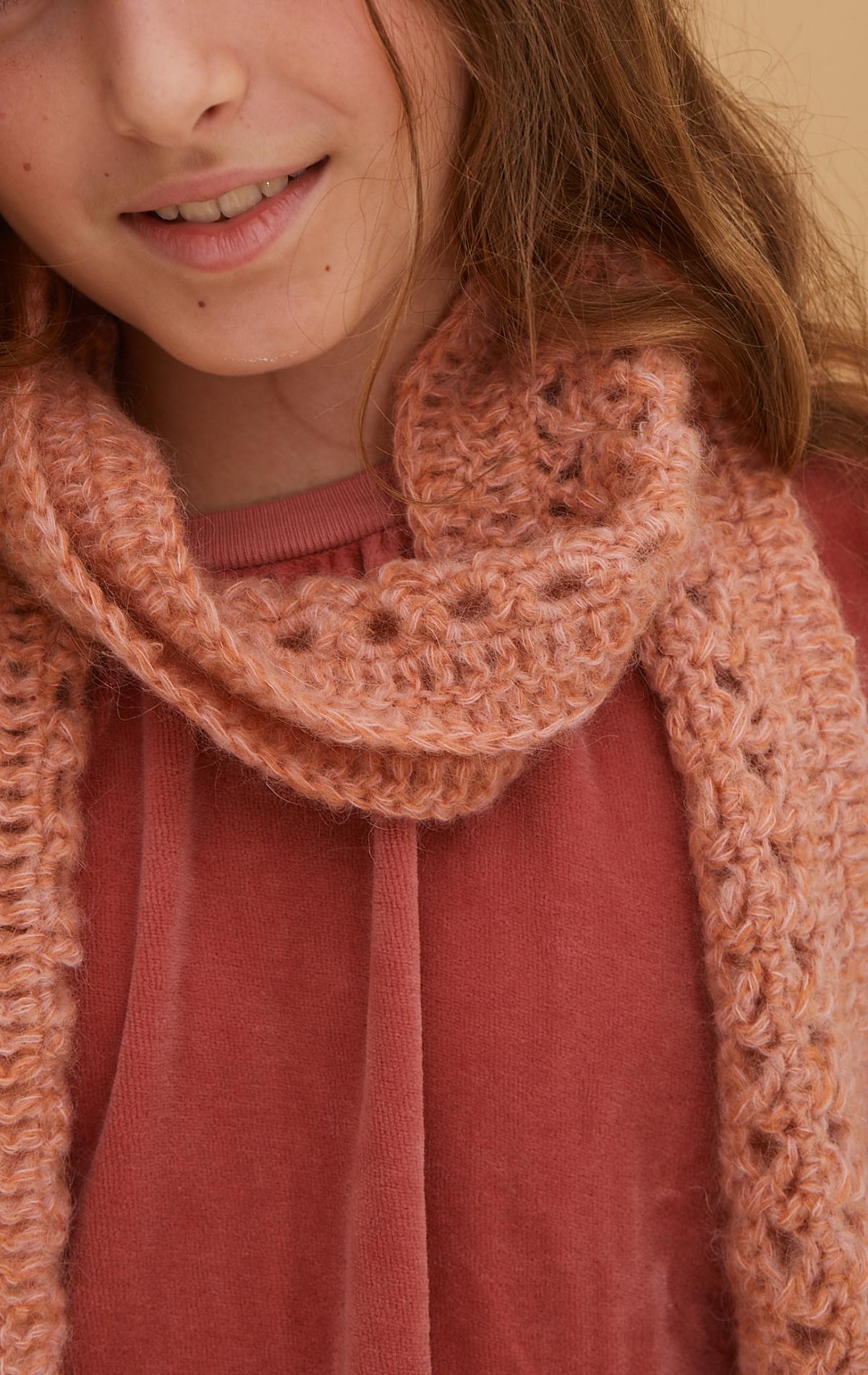 Velvet sweater - Dustyrose-2