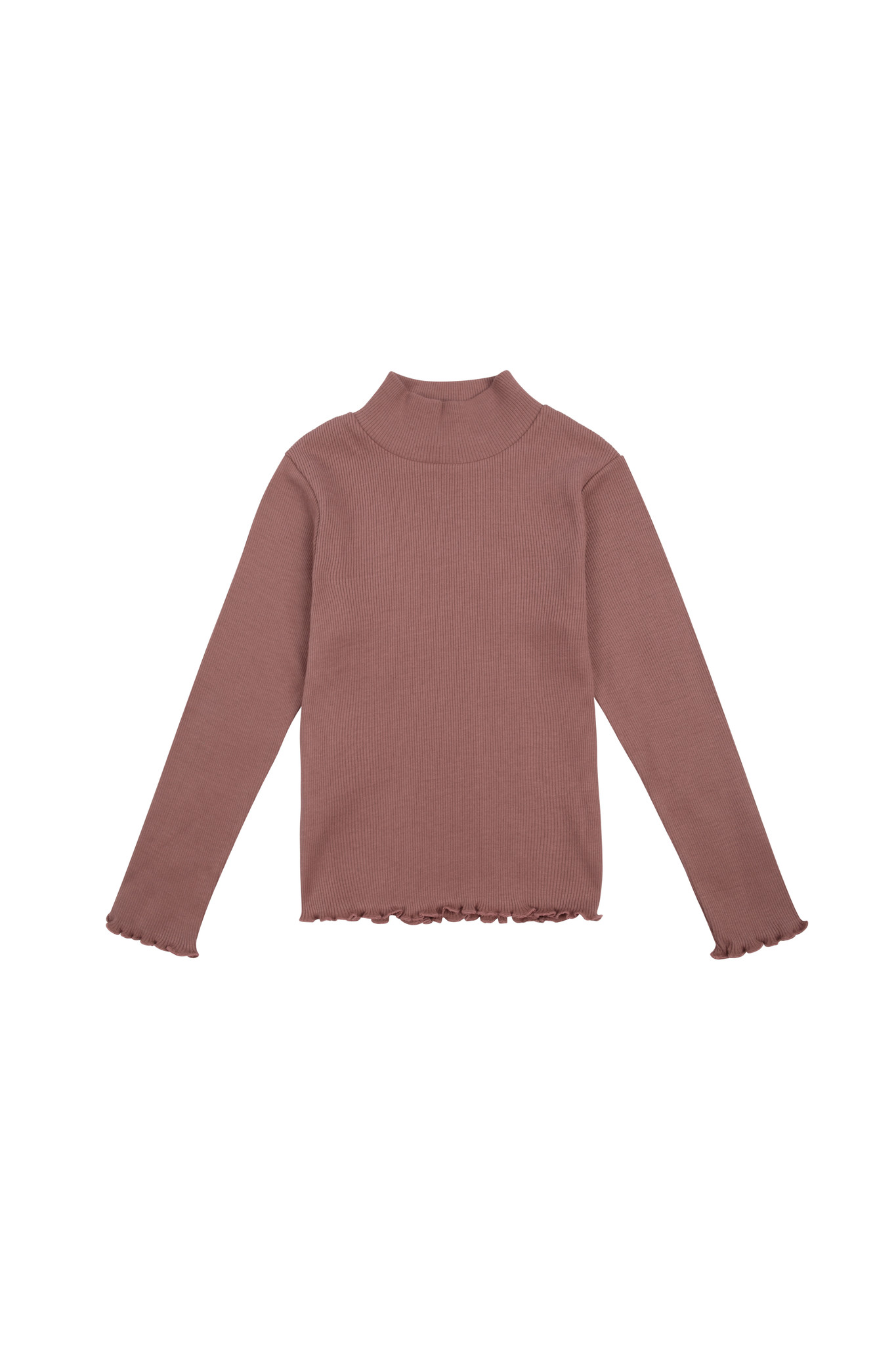 Betsy high neck - Rose Taupe-1