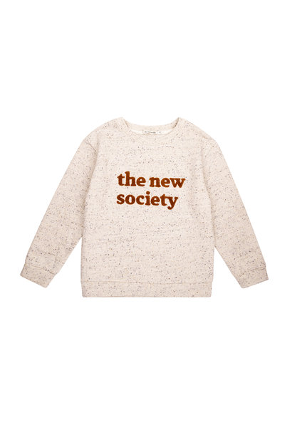 The New Society sweater - Natural