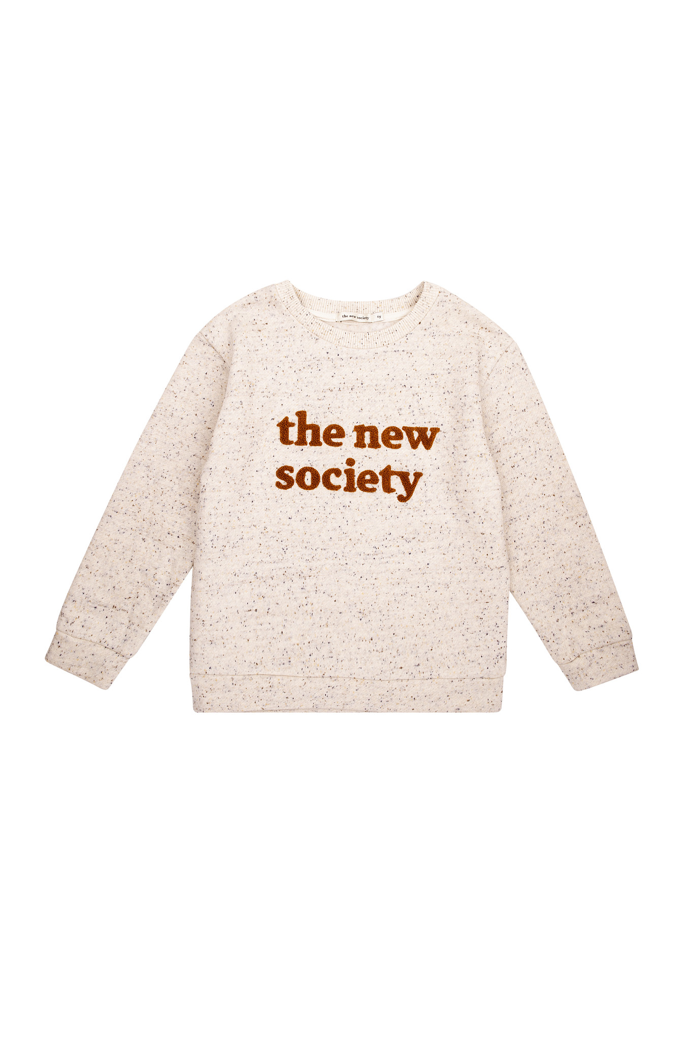 The New Society sweater - Natural-1