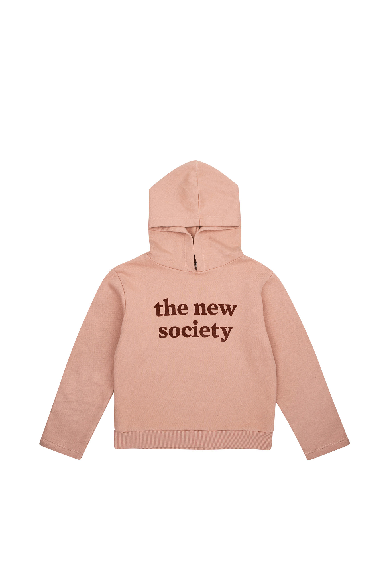 The New Society Flock sweater - Blush-1