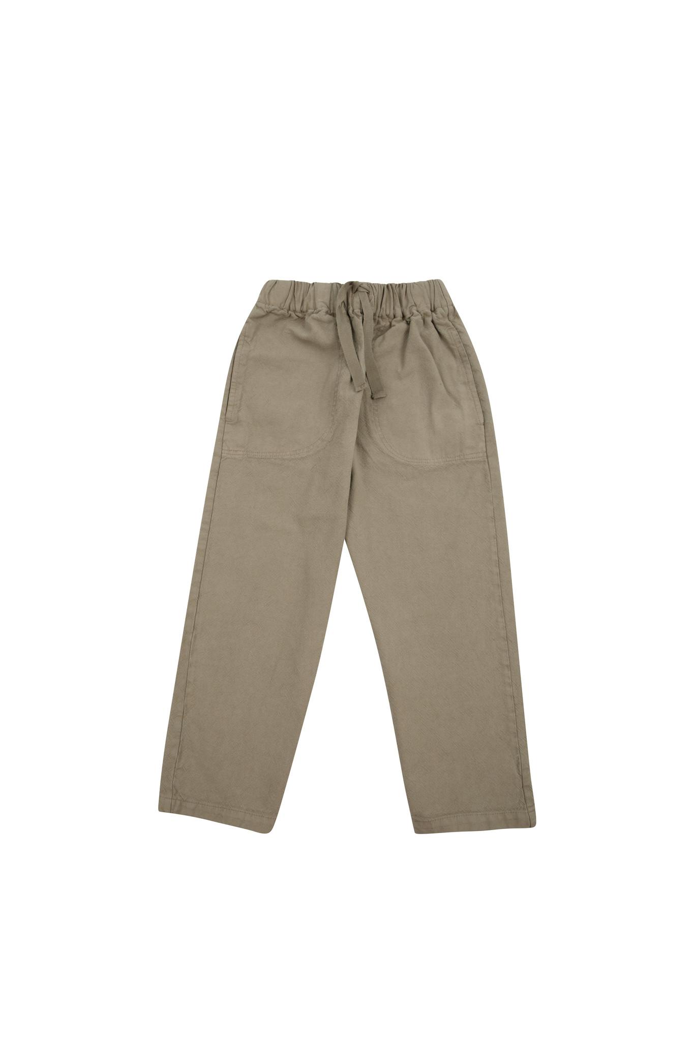Paris pants - Khaki-1