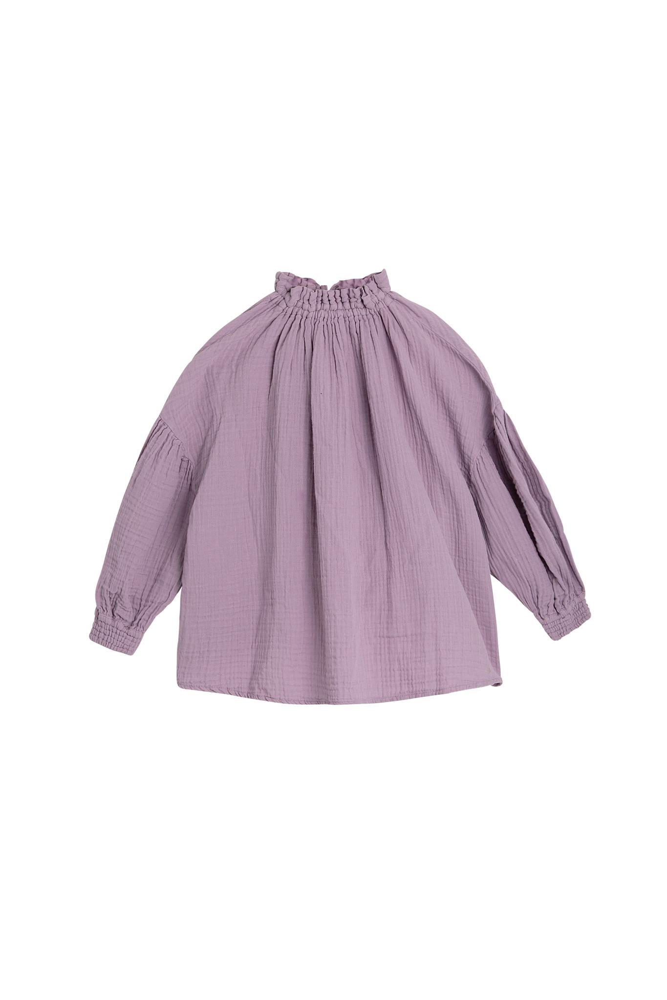Olivia blouse - Lavanda-3