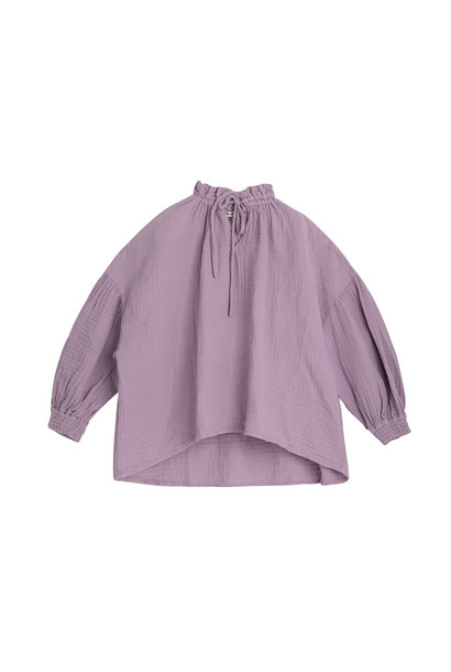 Olivia blouse - Lavanda