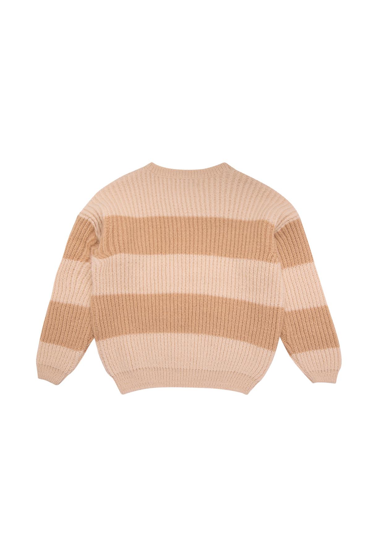 Ian sweater - Blush-2