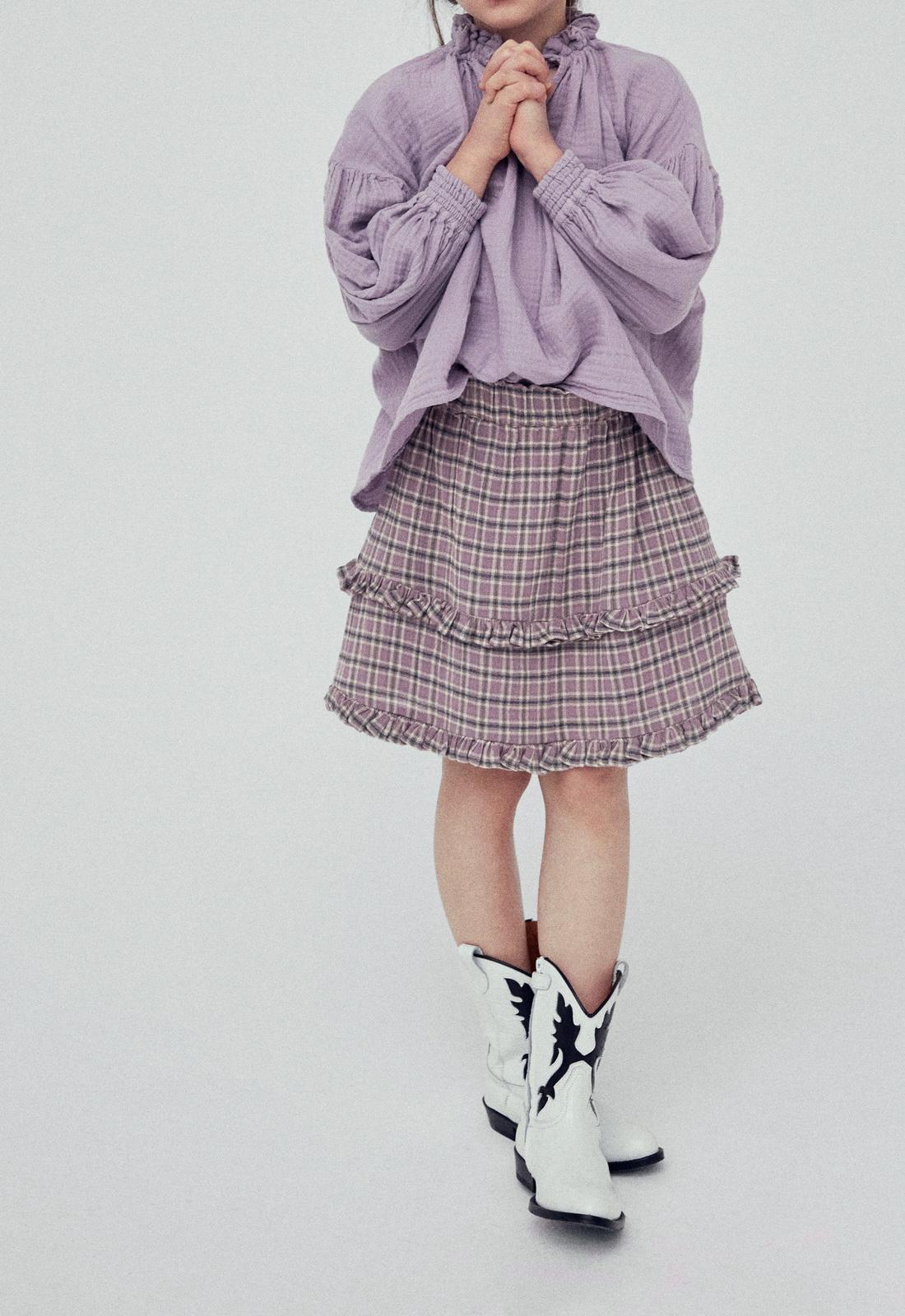 Olivia blouse - Lavanda-2
