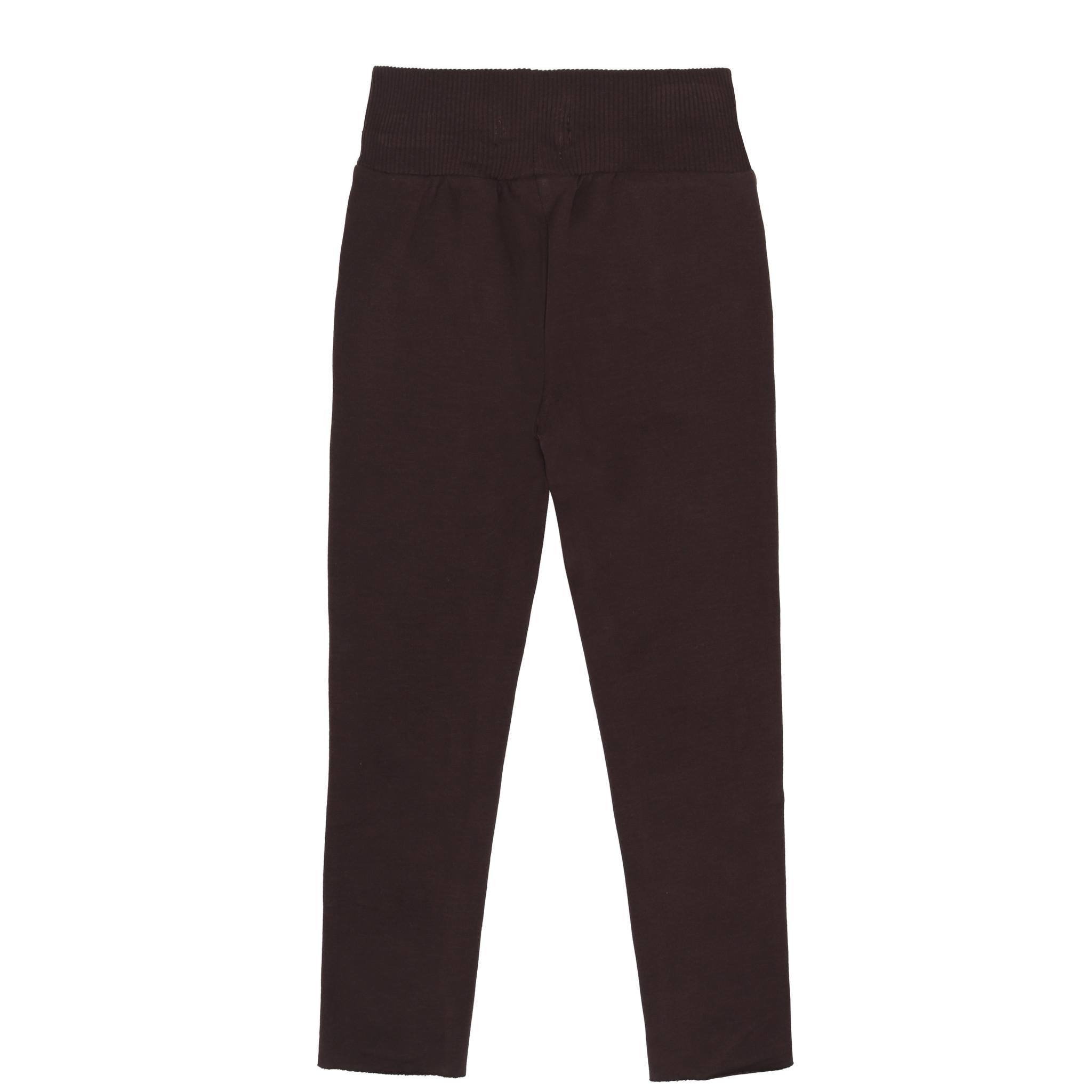 Slim pants - Cacao Nib-3