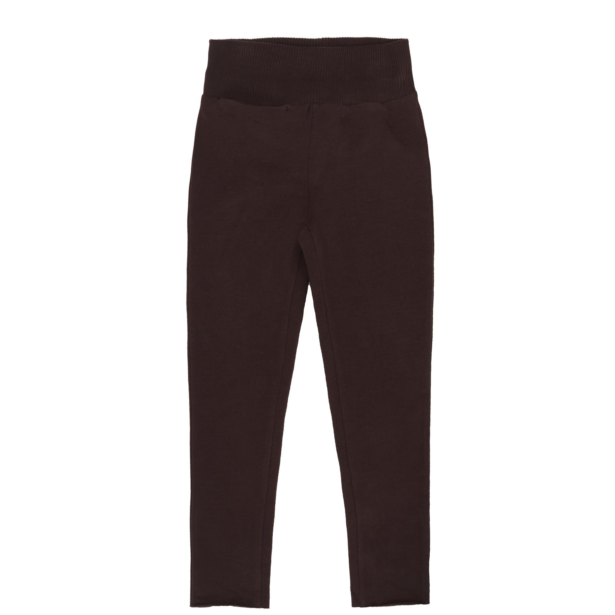 Slim pants - Cacao Nib-1
