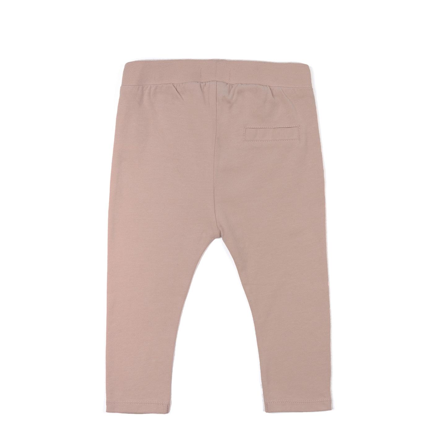 Basic jersey pants - Vintage Blush-2