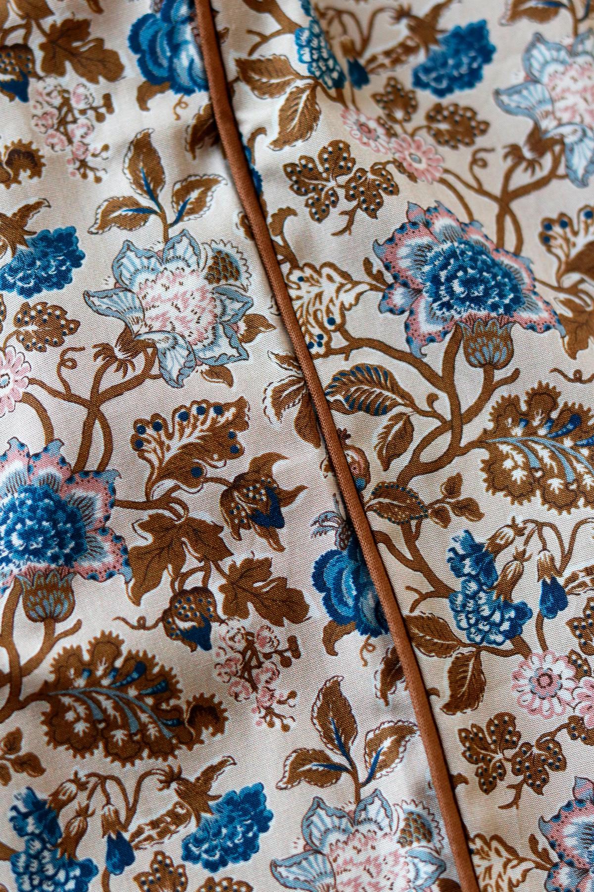 Luisa pants - Vintage Flower-4