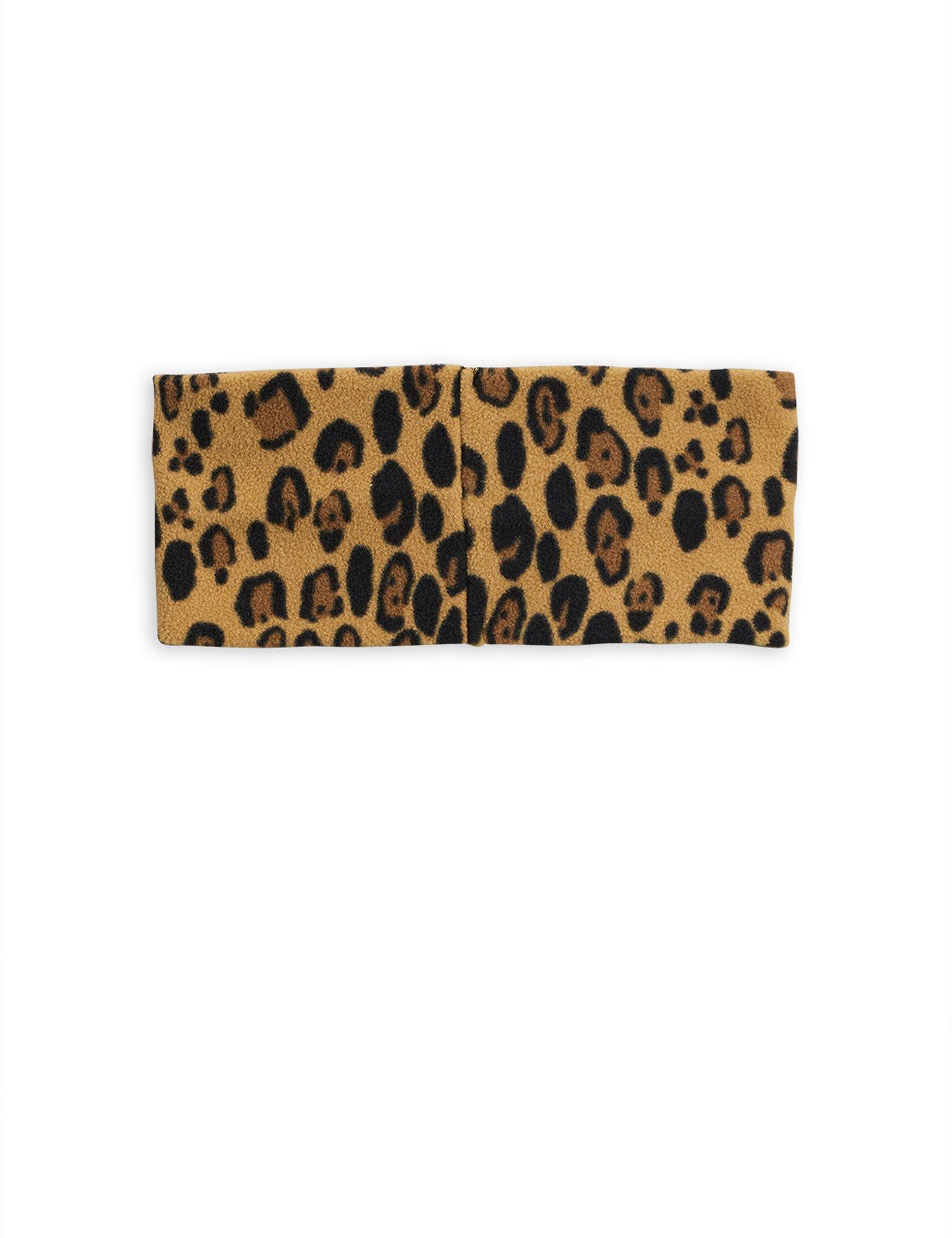 Fleece hairband - Beige-2