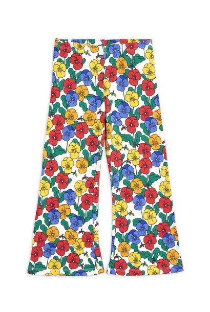 Violas flared trousers - Multi