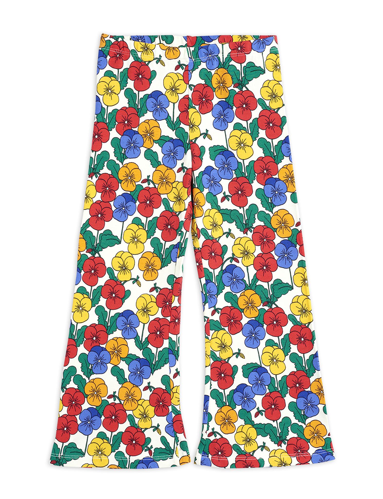 Violas flared trousers - Multi-1