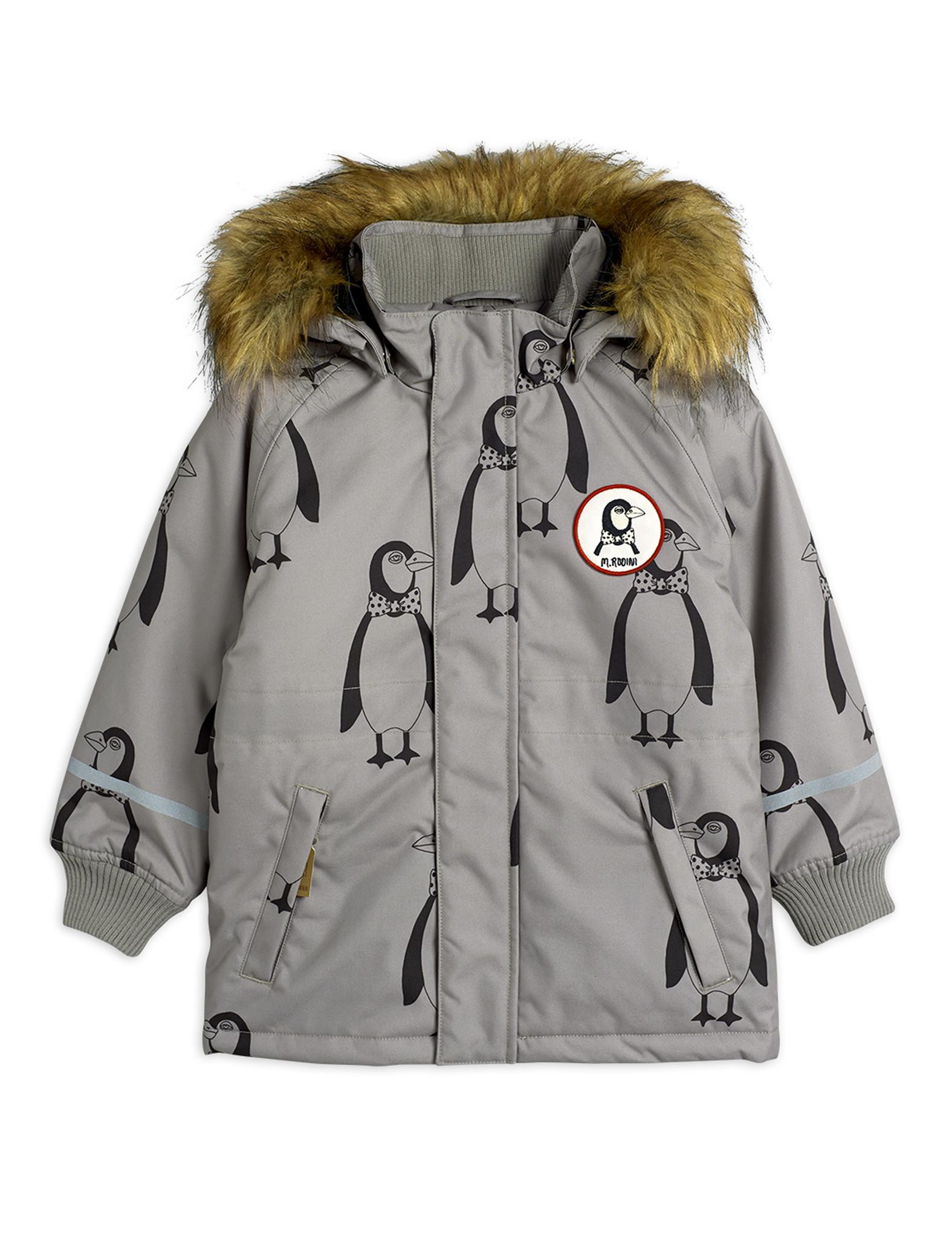 K2 penguin parka - Grey-1