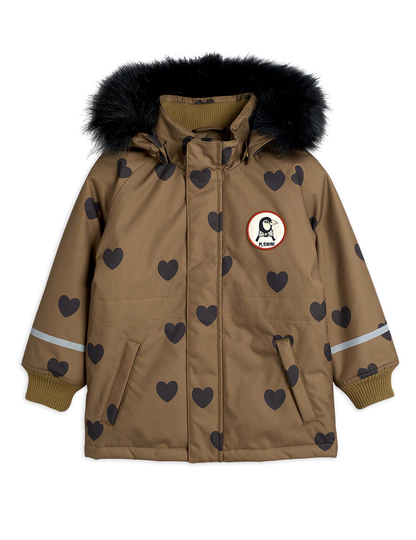 K2 hearts parka - Brown-1