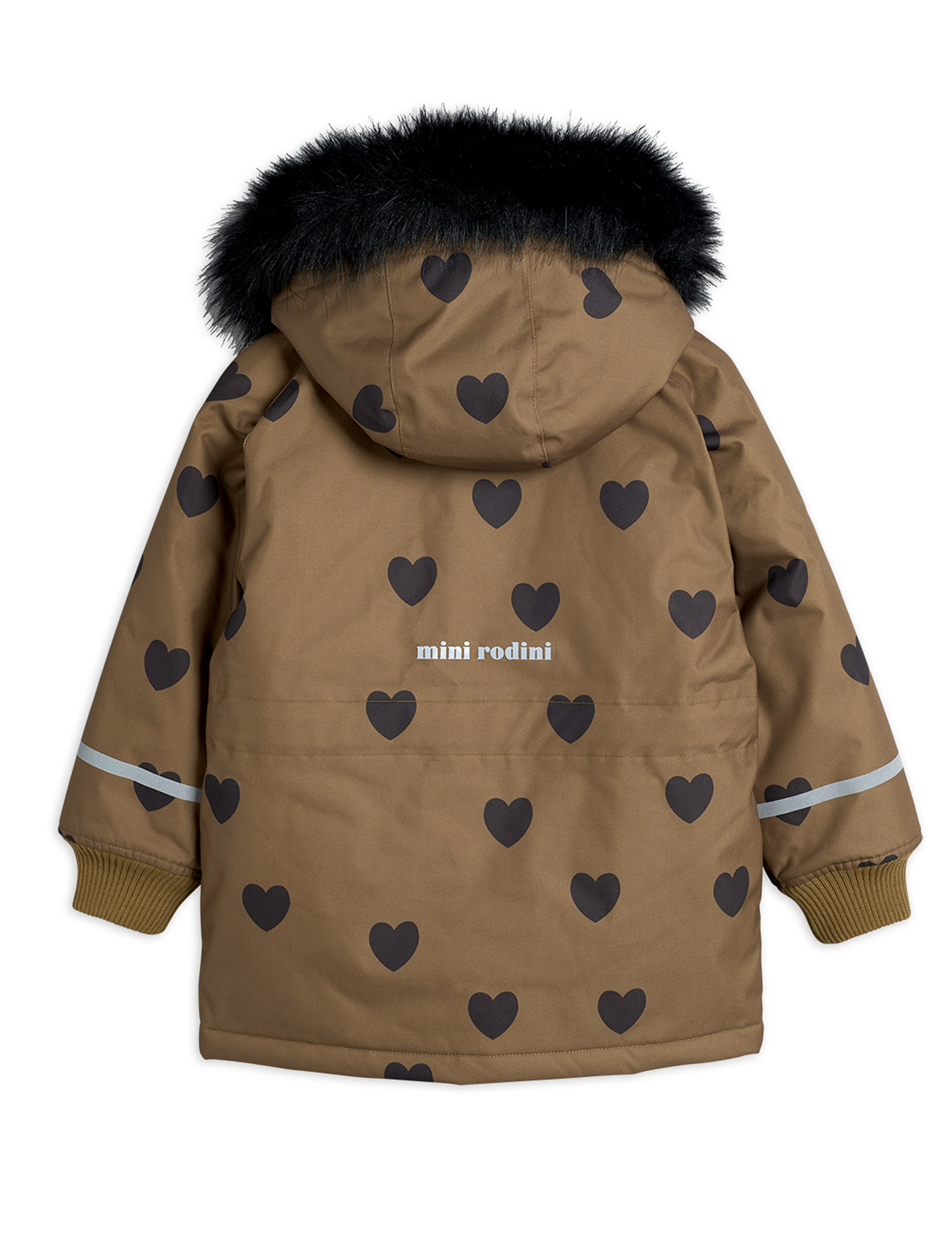 K2 hearts parka - Brown-2