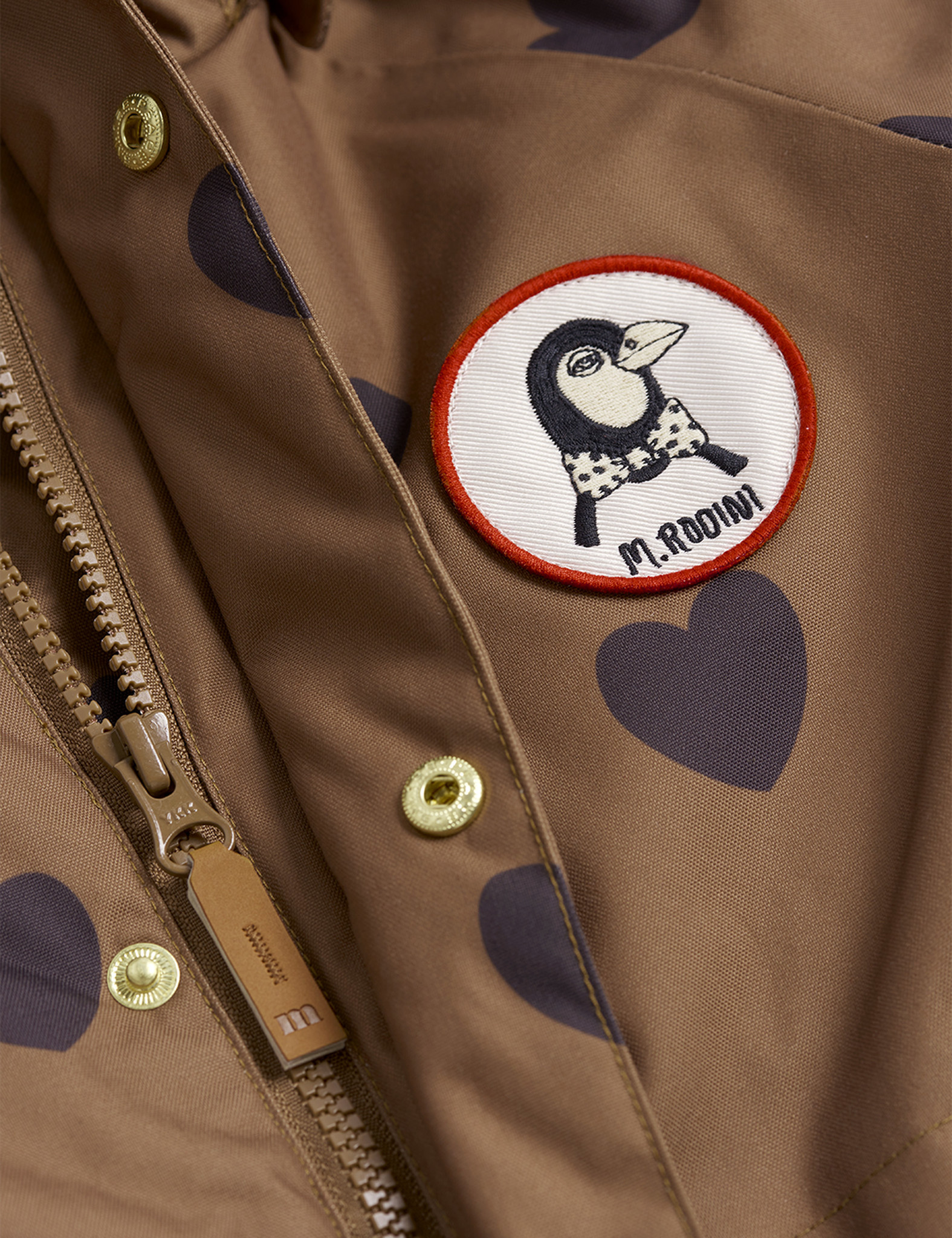 K2 hearts parka - Brown-4