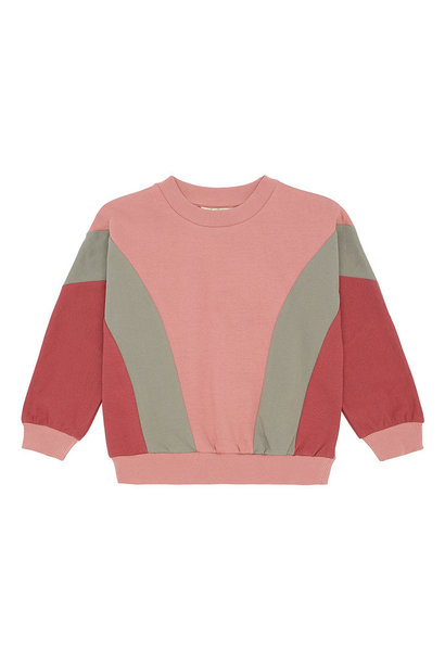 Garly sweatshirt - Rose Dawn