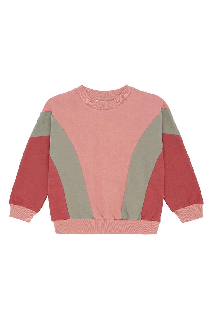 Garly sweatshirt - Rose Dawn-1