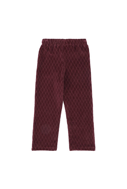 Becky pants - Rose Brown