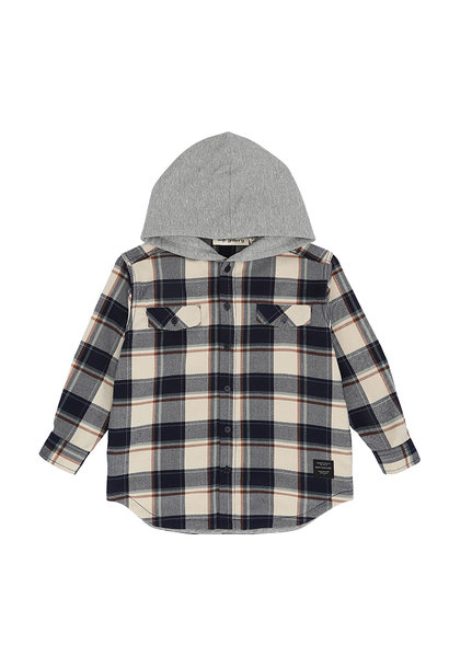Emerson shirt - Green Check