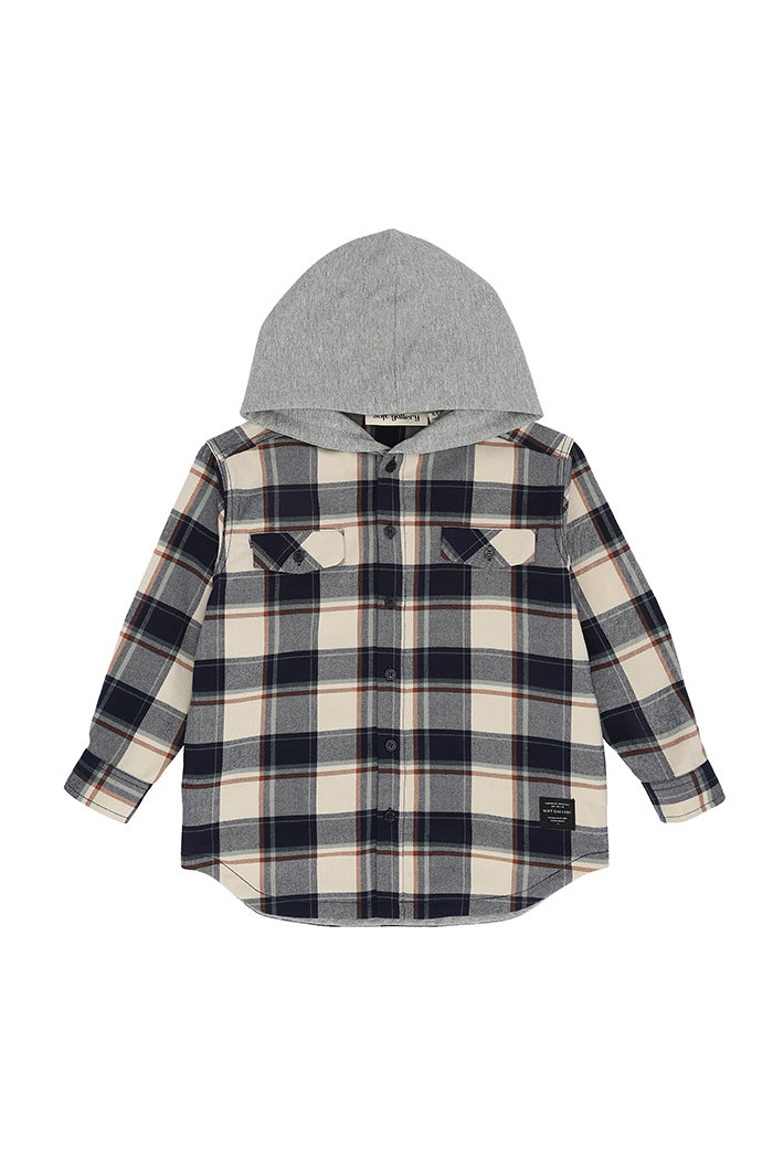 Emerson shirt - Green Check-1