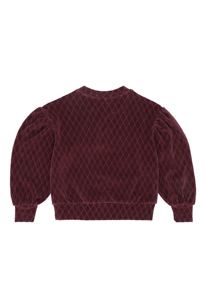 Geneva sweatshirt - Rose Brown-2