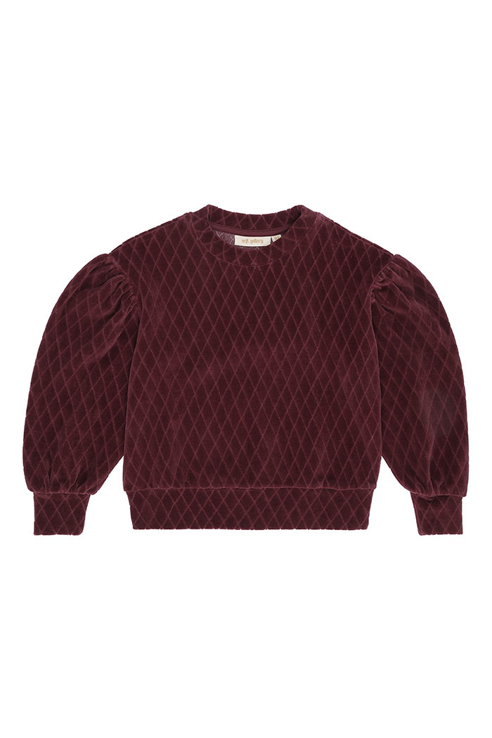 Geneva sweatshirt - Rose Brown-1