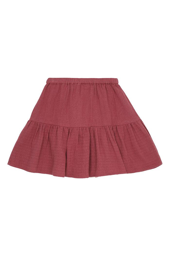 Fiora skirt - Apple Butter-1