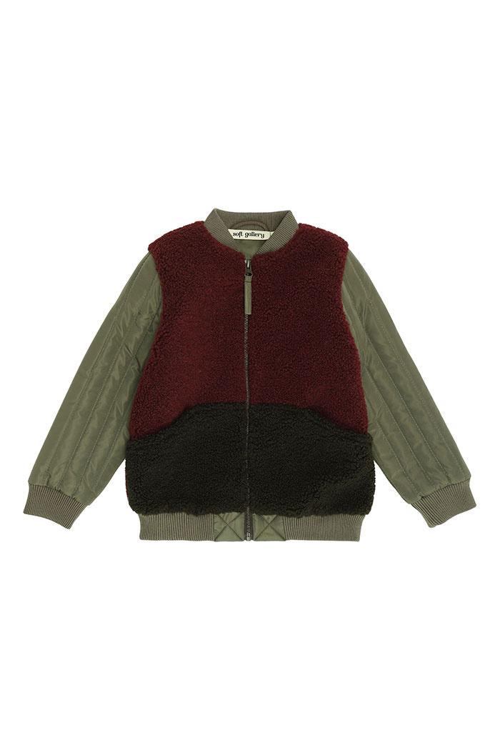 Gambino jacket - Brown-1