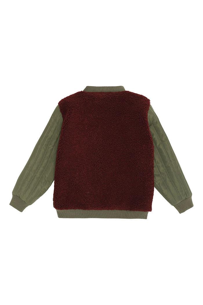 Gambino jacket - Brown-2