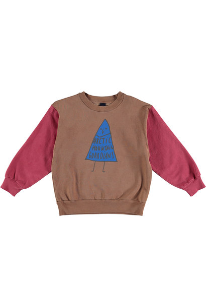 Sweatshirt - Arctic Guardian Wood