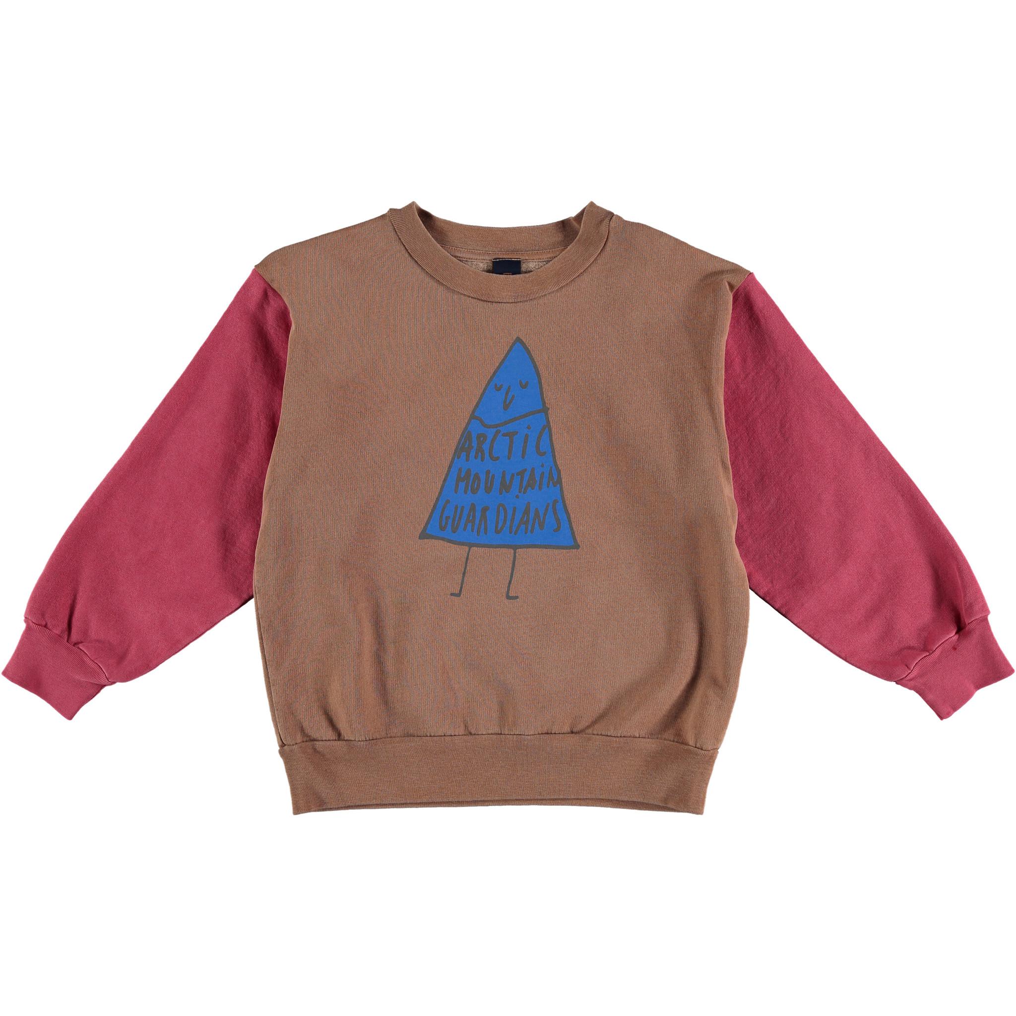 Sweatshirt - Arctic Guardian Wood-1