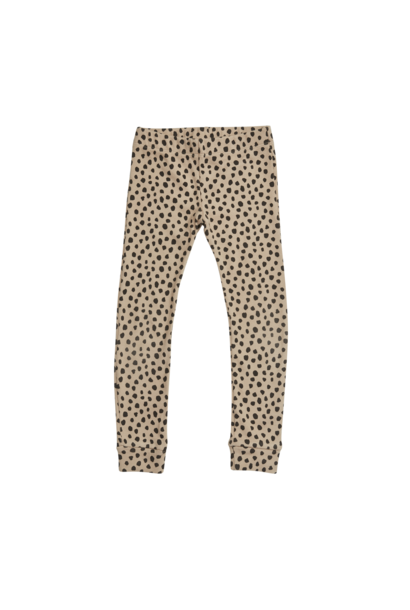 Legging Baby - Animal Dot Warm Sand