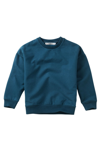 Sweater - Teal Blue