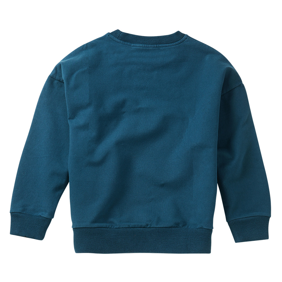 Sweater - Teal Blue-3