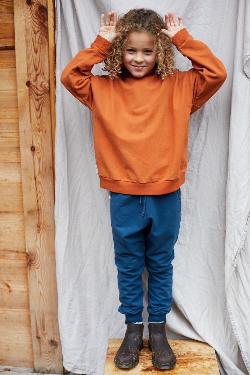 Sweater - Dark Ginger-2