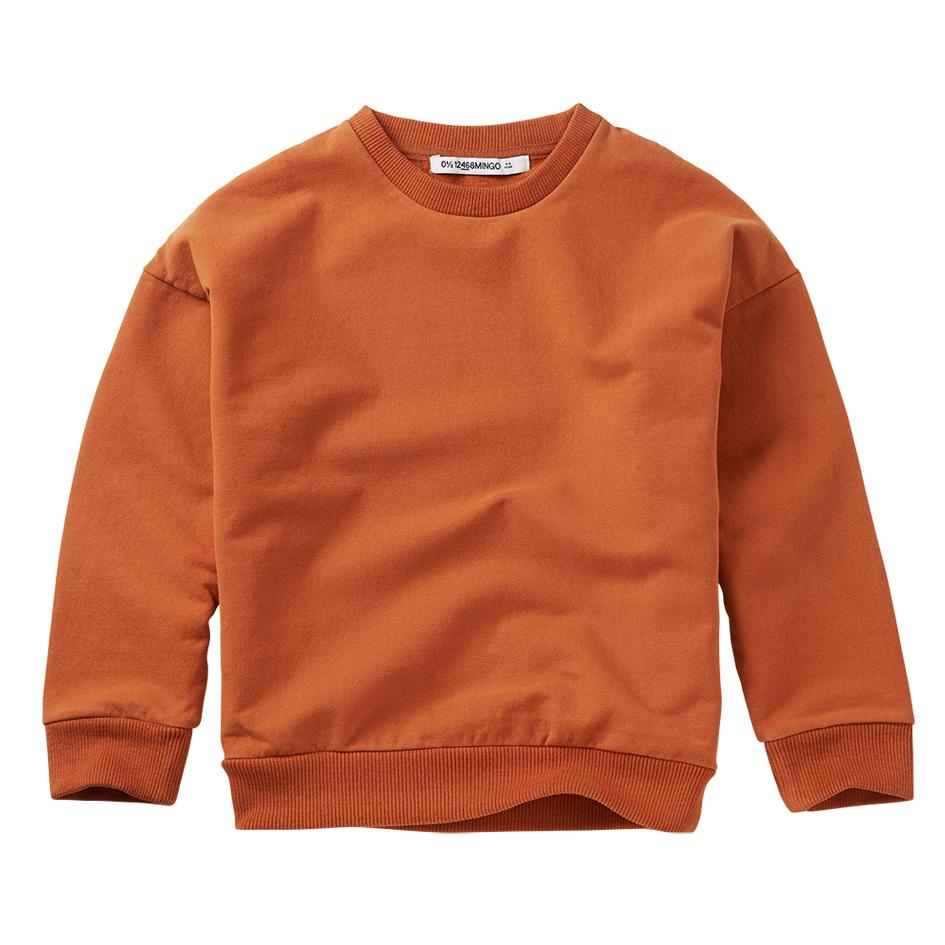 Sweater - Dark Ginger-1