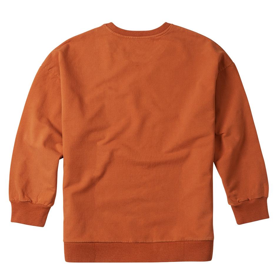 Sweater - Dark Ginger-3