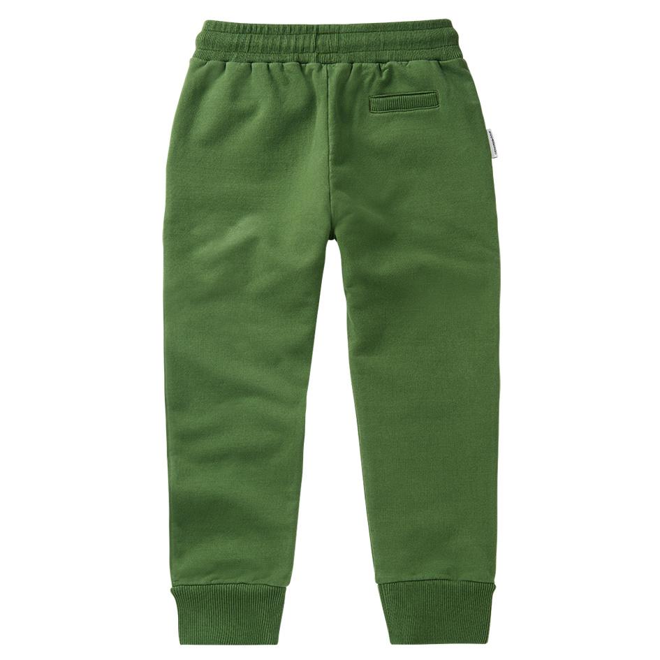 Slim fit jogger - Moss Green-3