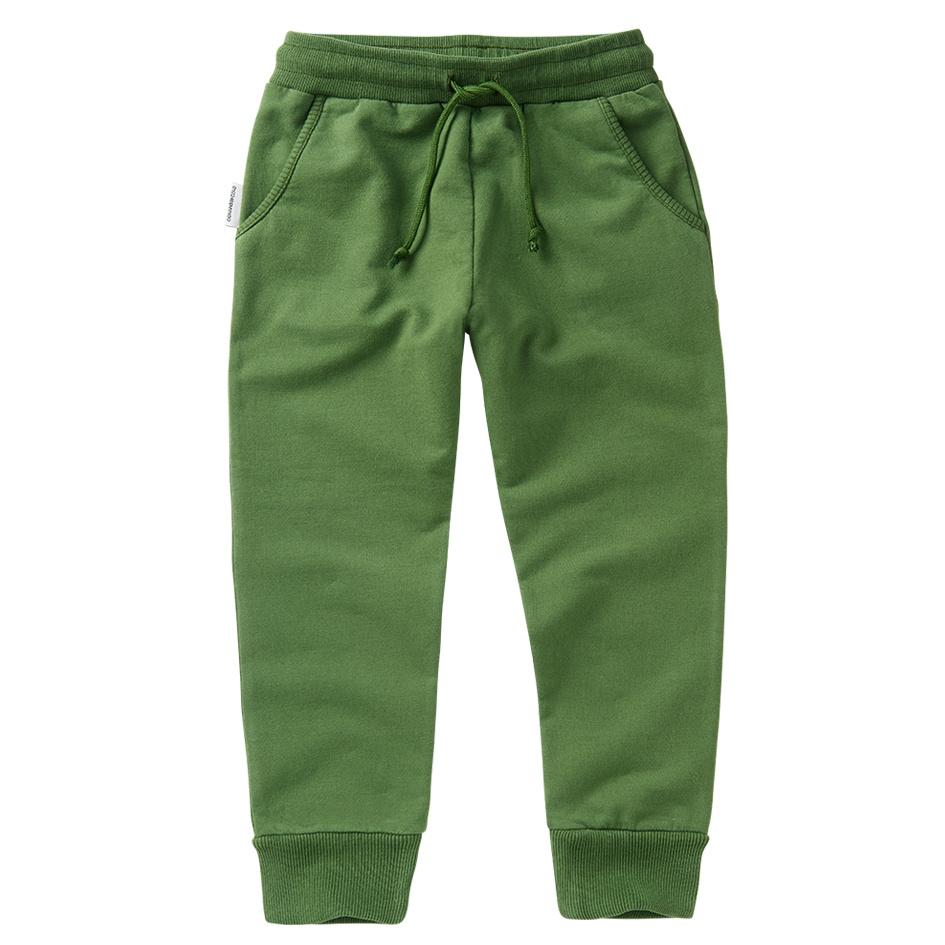 Slim fit jogger - Moss Green-1